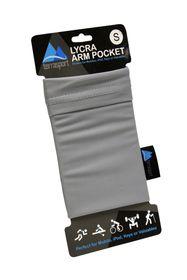 Terra Brands - Lycra Arm Medium Pocket - Grey (Set of 2)