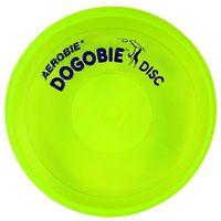 Aerobie Dogobie Disc Frisbee - Yellow