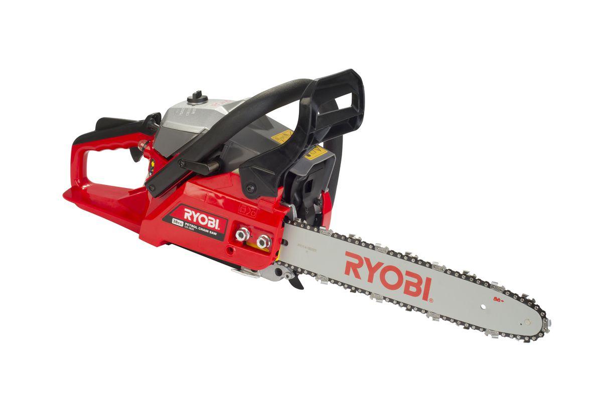 Ryobi chainsaw 38cc petrol buy online in south africa ryobi chainsaw 38cc petrol loading zoom greentooth Choice Image