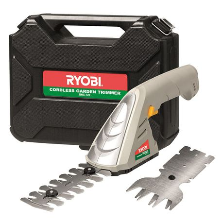 Ryobi - Hand Hedge Trimmer and Grass Shear