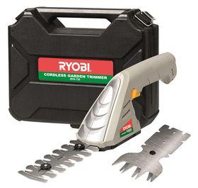 Ryobi - Hand Hedge Trimmer and Grass Shear