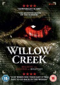 Willow Creek (Import DVD)