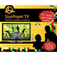 Poynting - Solar Powered Television Kit