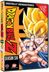 Dragon Ball Z: Complete Season 6 (Import DVD)