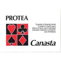 Protea - Canasta Playing Card Set