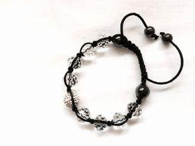 Crystal Bracelet - Clear Colour