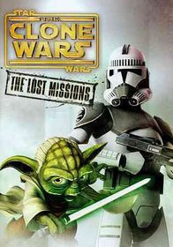 Star Wars:Clone Wars Lost Missions - (Region 1 Import DVD)