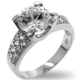 Miss Jewels - 2.15ctw Solitaire Engagement Style Ring