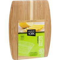 House of York - Bamboo Cutting Board - Small