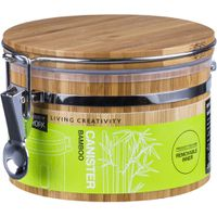 House of York - Bamboo Storage Canister - Small