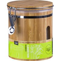House of York - Bamboo Storage Canister - Medium
