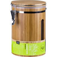 House of York - Bamboo Storage Canister - Large