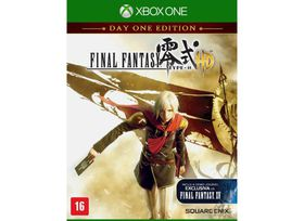 Final Fantasy Type Zero (Xbox One)