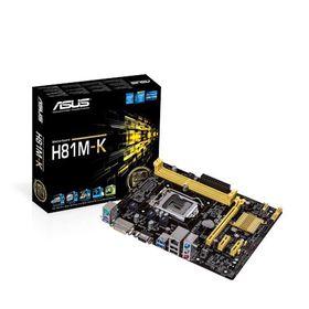 Asus H81M-K Motherboard - Socket 1150