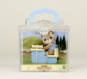 Sylvanian Family Carry Case - Cat