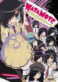 Watamote:Complete Collection - (Region 1 Import DVD)