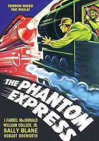 Phantom Express - (Region 1 Import DVD)