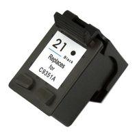 Compatible HP No. 21XL C9351A Inkjet Cartridge - Black
