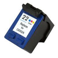 Compatible HP No. 22XL C9352A  Inkjet Cartridge  - Tri-Colour