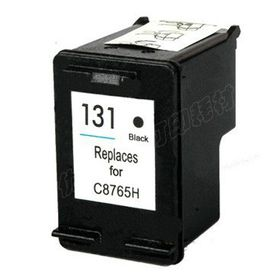 Compatible HP No. 131 C8765H Inkjet Cartridge  - Black