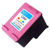 Compatible HP No. 901XL C655AN Inkjet Cartridge - Tri-Colour