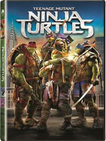 Teenage Mutant Ninja Turtles Movie (DVD)