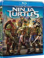 Teenage Mutant Ninja Turtles Movie (Blu-ray)