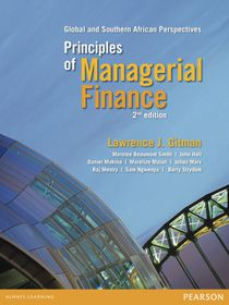 Principles of Managerial Finance Bundle