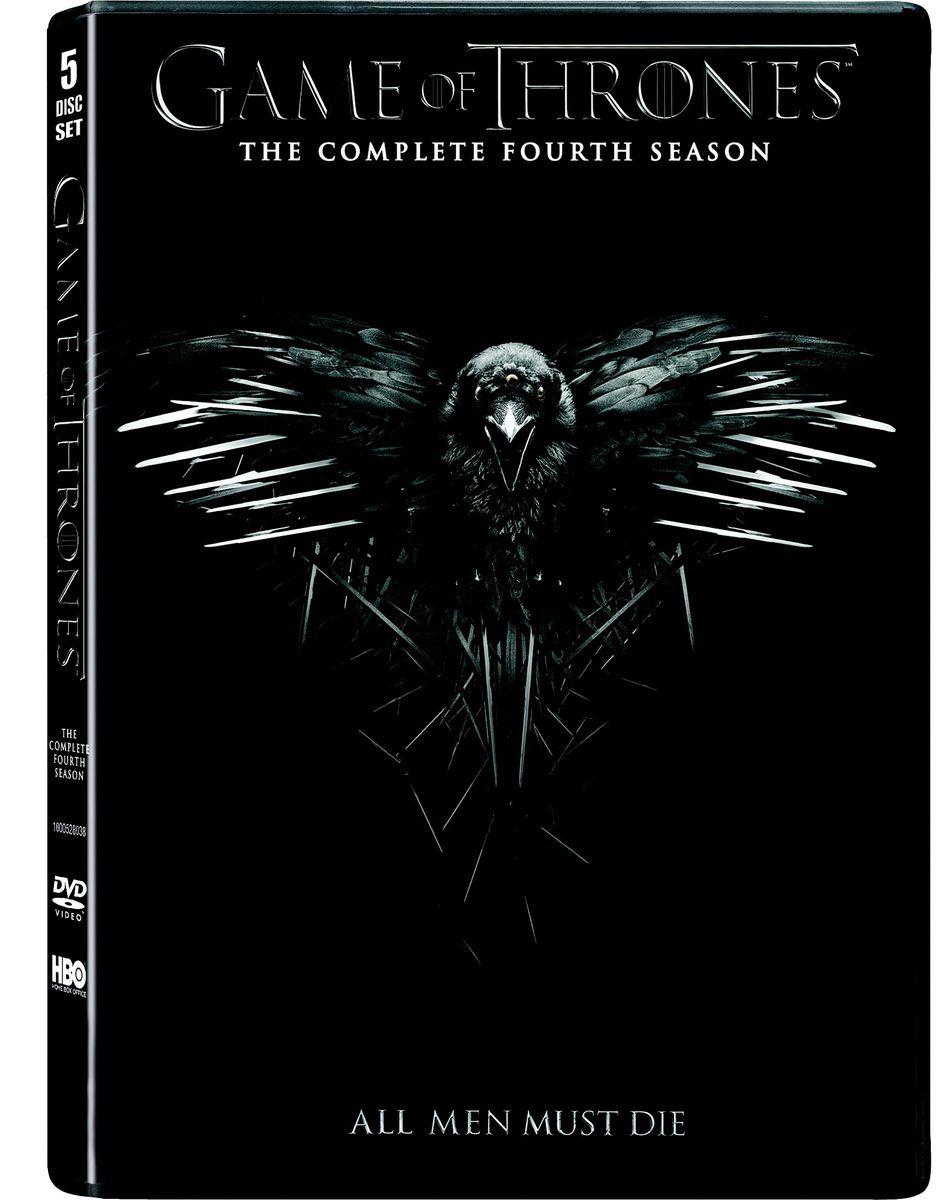 Game Of Thrones Season 4 (dvd) | Buy Online in South ...