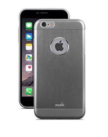 Moshi iGlaze Armour for iPhone 6 Plus - Gunmetal Gray
