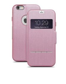 Moshi SenseCover for iPhone 6 - Rose Pink