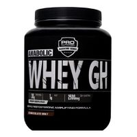 Pro Nutrition Anabolic Whey GH New - Chocolate