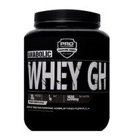 Pro Nutrition Anabolic Whey GH New - Vanilla