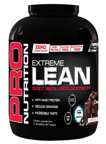 Pro Nutrition Extreme Lean 2kg High Protein Meal Replacement - Chocolate