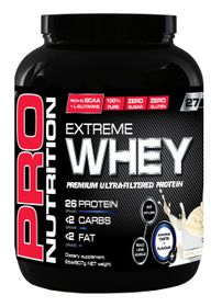 Pro Nutrition Extreme Whey Protein 907g - Vanilla