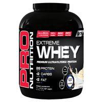 Pro Nutrition Extreme Whey 2kg Protein - Vanilla