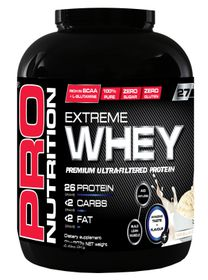 Pro Nutrition Extreme Whey 2kg Protein - Vanilla