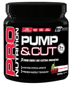 Pro Nutrition Pump & Cut 3 in 1 Cherry Bomb