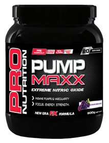 Pro Nutrition Pump Maxx 800g Grape
