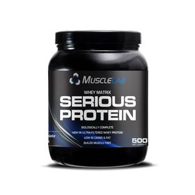 Pro Nutrition Serious Protein 500g - Chocolate