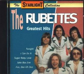 Rubettes - Rubettes Greatest Hits (CD)