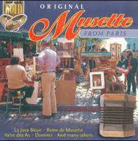 Original Musette From Paris - Various Artists (CD)