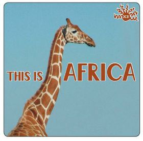 This Is Africa - Vol.2 - Various Artists (CD)