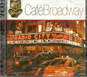Cafe Broadway - Various Artists (CD)