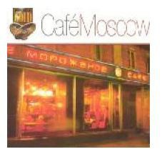 Cafe Moscow - Various Artists (CD)