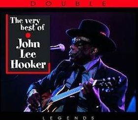 John Lee Hooker - Boom Boom (CD)