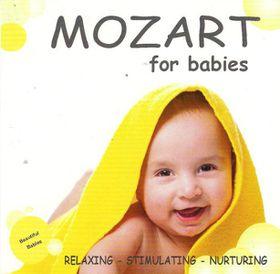 Mozart For Babies - Various Artists (CD)