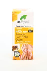 Dr. Organic Skincare Royal Jelly Anti-Aging Hand & Nail Cream