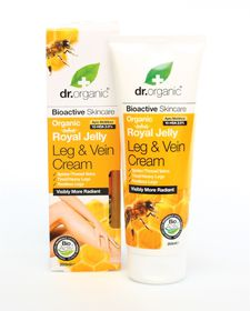 Dr. Organic Skincare Royal Jelly Leg & Vein Cream
