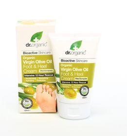 Dr. Organic Skincare Virgin Olive Oil Foot & Heel Cream